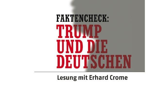 Faktencheck:Trump und die Deutschen