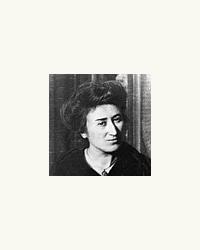 Rosa Luxemburg und die Arbeit der Stiftung