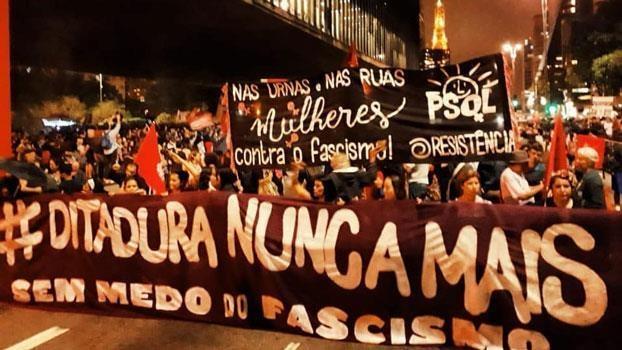 Dialoge des brasilianischen Widerstands