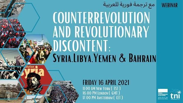 Counterrevolution and Revolutionary Discontent
