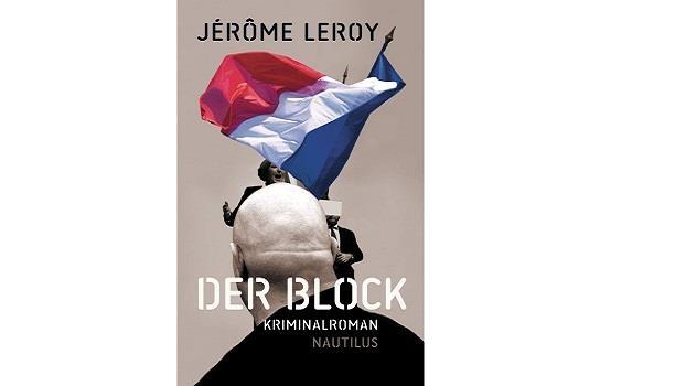 """Jérôme Leroy liest aus seinem Roman """"Der Block"""""""