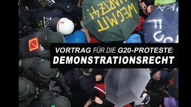 Einführung in das Demonstrationsrecht