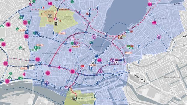 #NoG20 Hamburg 2017: Eskalation statt Politik?