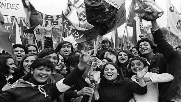 50 Jahre Unidad Popular: Von Allendes Chile bis zur aktuellen Revolte und weiter...