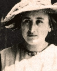 Die freiheitliche Sozialistin Rosa Luxemburg