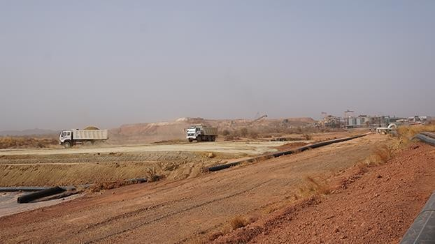 Bergbau in Burkina Faso