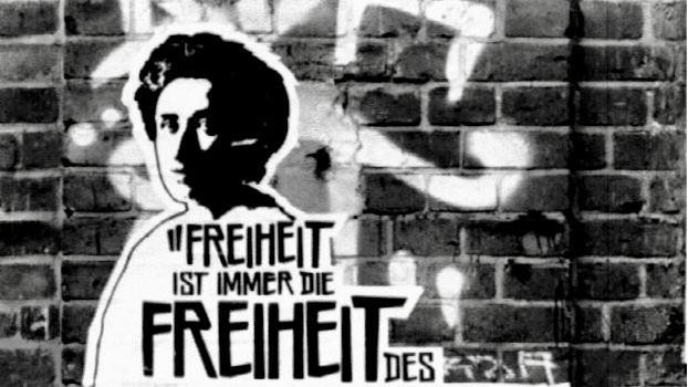Kapital – Krise – Krieg! Zum 100. Todestag von Rosa Luxemburg