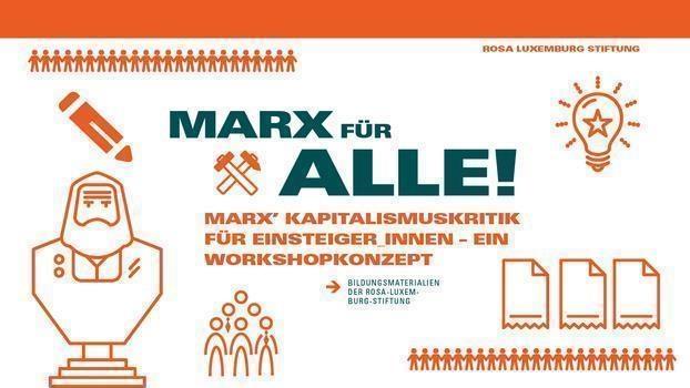 Marx für Alle!