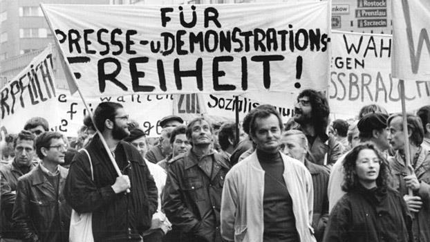 DDR-(Jugend-)Opposition in Friedrichshain