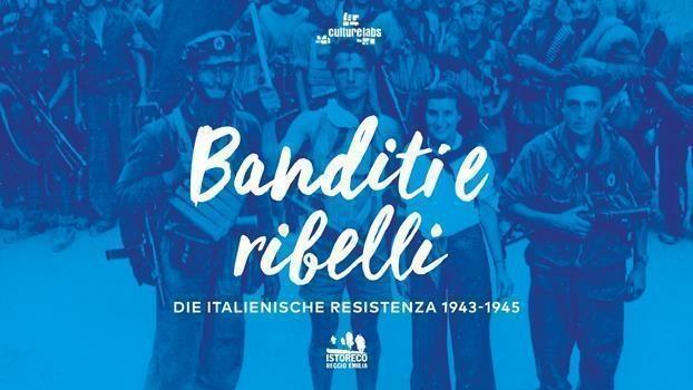 Eröffnung der Ausstellung «banditi e ribelli»