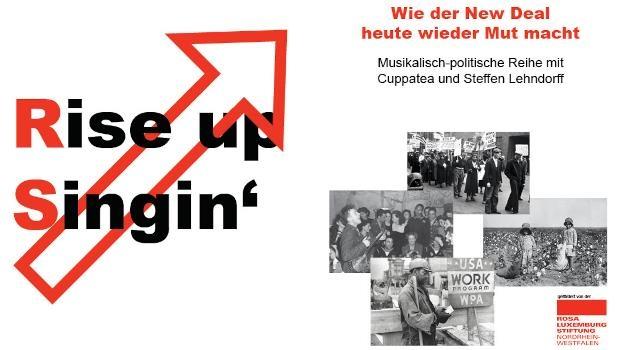 Rise up Singin' – Wie der New Deal heute wieder Mut macht