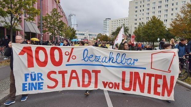 Unser Zuhause, nicht euer Spielfeld: Spekulation in Berlin und New York herausfordern