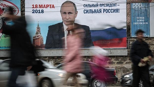 Russland aktuell oder: Warum immer Putin?