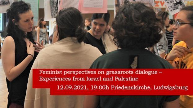 Feministische Perspektiven des Dialogs auf Graswurzelebene