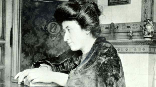 Zu Tisch: Ein Gang für Rosa Luxemburg