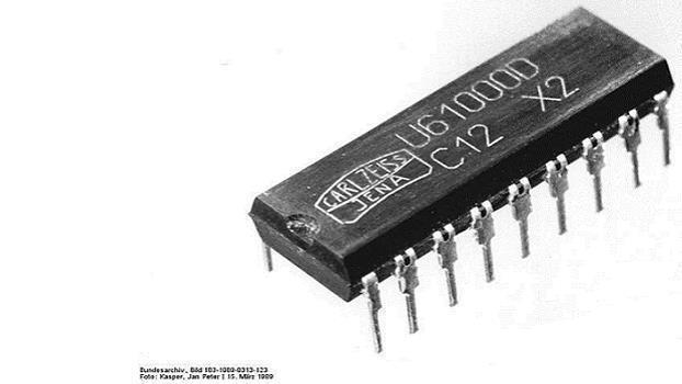 Die Leistungen der Zeissianer bei der Entwicklung der Mikroelektronik