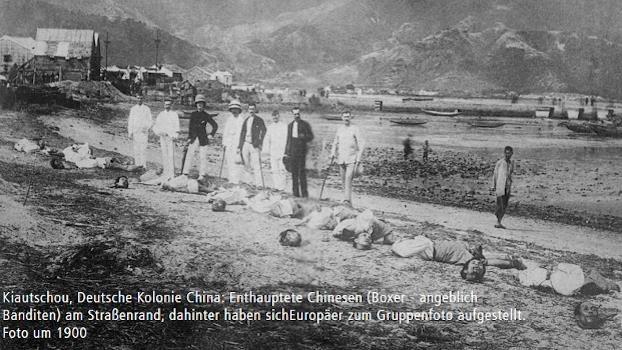 Kolonialismus, Rassismus und Krieg am Beispiel Chinas