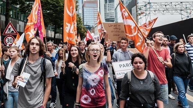 G20 - Protest muss sein!