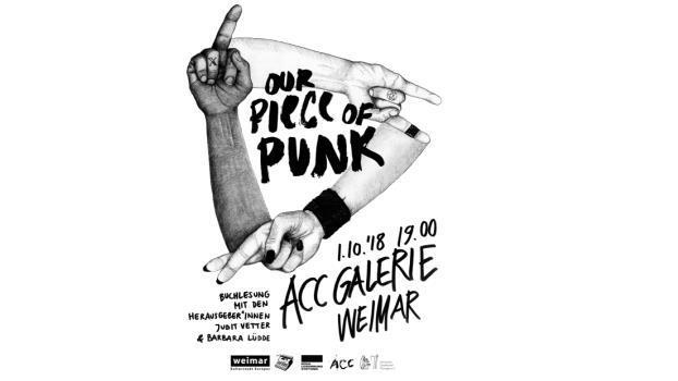 «Our Piece of Punk.Ein queer_feministischer Blick auf den Kuchen»