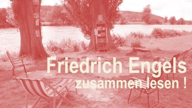 Zusammen lesen: Friedrich Engels