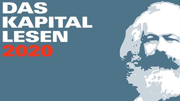 Das Kapital lesen 2020 - BAND 2 und 3
