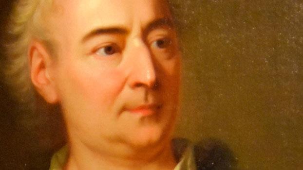 Denis Diderot & Langres