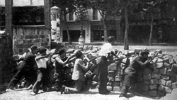 Soziale Revolution oder bürgerliche Demokratie?