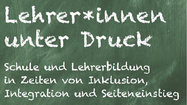 Bildungspolitischer Dialog: Lehrer*innen unter Druck