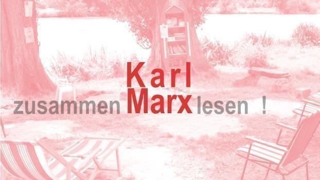 Zusammen lesen: Karl Marx.