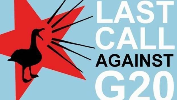 Last Call Against G20