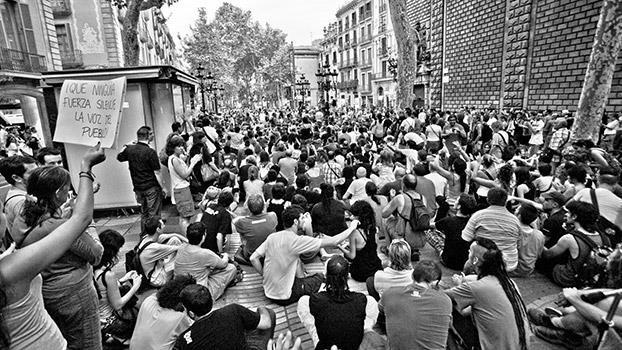 Die Situation der spanischen Linken im Angesicht des bevorstehenden Wahlzyklus'