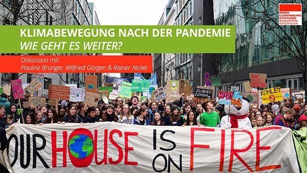 Klimabewegung nach der Pandemie: Wie geht es weiter?
