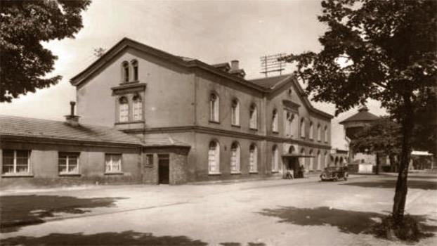 Bahnhofsgeschichten