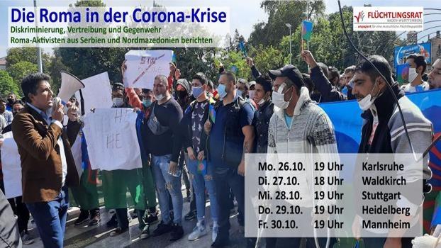 Die Roma in der Corona-Krise