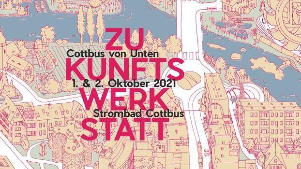 """Zukunftswerkstatt """"Cottbus von unten"""""""