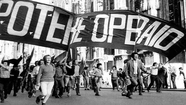 Arbeitskämpfe, Operaismus und soziale Bewegungen in Norditalien
