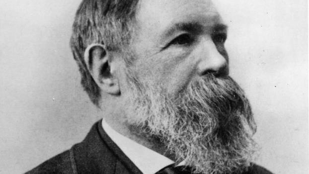 Auf den Spuren von Friedrich Engels durch Hamburg