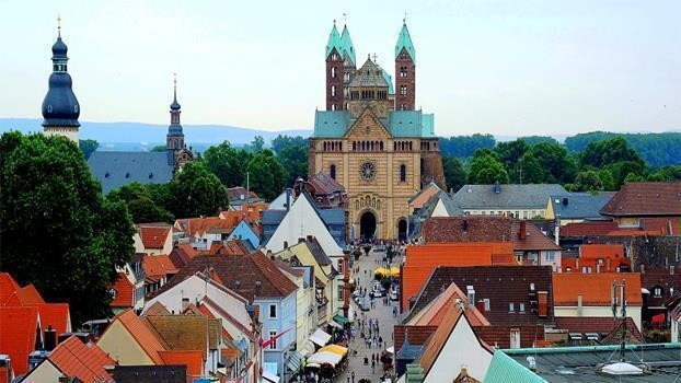 Speyer anders