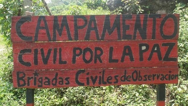 Menschenrechtsbeobachtung in indigenen Gemeinden in Chiapas, Mexiko
