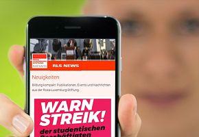 Neu: RLS NEWS