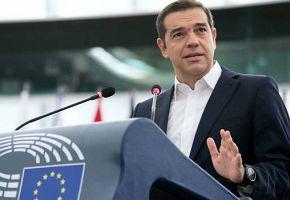 Herbe Niederlage für Tsipras