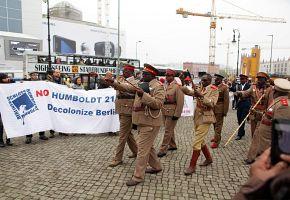 Unerhört – Postmigrantische Stimmen zum Berliner Humboldt Forum