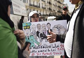 Massenproteste und politische Ränkespiele in Algerien