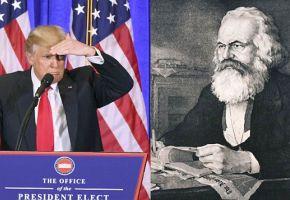Wie Marx das Phänomen Trump erklären würde