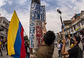 Kolumbien im Ausnahmezustand