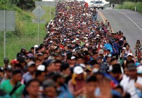 Mittelamerika auf der Flucht