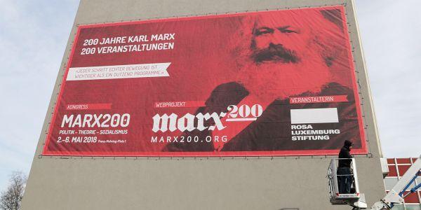200 Jahre Karl Marx — Alle Veranstaltungen, bundesweit, in unserem Kalender