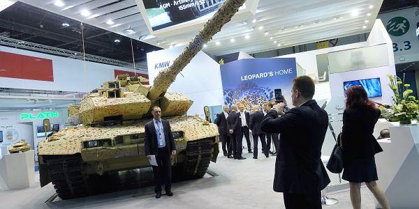 Rüstungsexporte nach Nahost