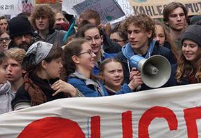 Klimaprofis im Streik