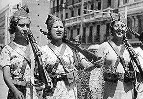 Der Spanische Bürgerkrieg - Podcast «Rosalux History»